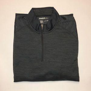 Reebok Men's Quarter Zip Jacket